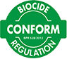 Conform Biocide Regulation